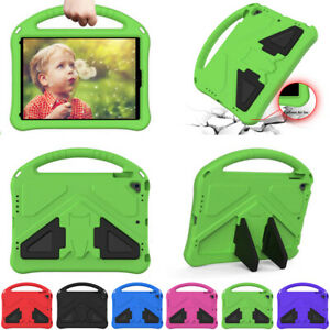 "For iPad 5th 6th Gen 9.7"" 2018 Mini Air Children Safe EVA Foam Stand Case Cover"