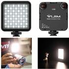 VL81 LED On Camera Video Light Mini Rechargeable 3000mAh Battery Bicolor phone