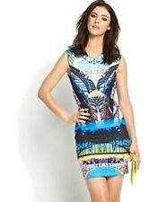 River Island Round Neck Party Sleeveless Dresses for Women