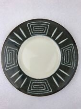 Mikasa Potter's Craft Firesong Saucer / Bread Butter Plates 6.5 Inches HP300 (1)