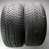 2x Pirelli Scorpion Winter MO 315/40 R21 115V DOT 3415 5,5 mm - 6 mm Winterreife