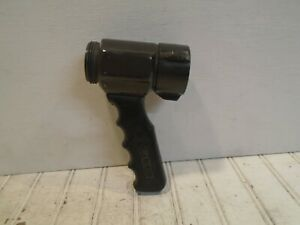 "Akron Smooth Bore 1-3/4"" Fire Nozzle - Pistol Grip"