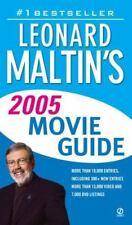 NEW - Leonard Maltin's 2005 Movie Guide by Maltin, Leonard
