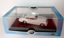 Oxford Diecast 1/43 Olympic Continental Blanche - White