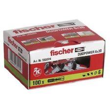 Taco Fischer Duopower 6x30 100 Unidades