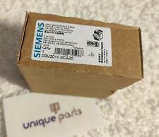 Siemens Sirius Leistungsschalter 3RV2011-0CA20 Neu New  inkl. MwSt