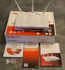 BOXED DrayTek Vigor 2860AC VDSL/ADSL2+ 3/4G Dual Band Wireless Router VPN NAS