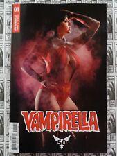 Vampirella (2019) Dynamite - #1, Cosplay Variant, 50th Anniversary, NM