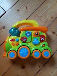 Baby spielzeug mit musik und licht