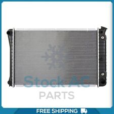 A/C Radiator for Chevrolet Caprice QOA