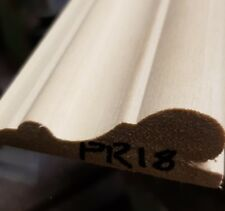 Picture rail decorative trim moulding 2.4m beading wooden PR18  58x22mm Dado