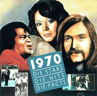 (CD) Die Stars Die Hits Die Facts 1970 - Soulful Dynamics,Hotlegs, Christie,u.a.