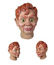 Adult size Goosebumps - Slappy the Dummy Mask - Trick or Treat Studios fnt
