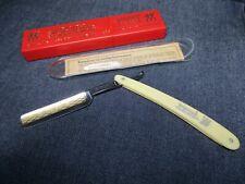 Solingen Straight Razor FRIODUR J.A.HENCKELS 70 1/2 made in Germany vintage Good