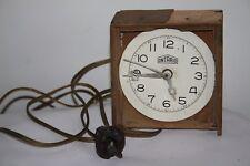 PENDULE HORLOGE mécanisme ELECTRIQUE moteur Ontario england electric clock
