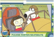 Family Guy Season 2  Stewie And Friends Chase Card BL1