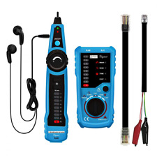 Professional Wire Tracker RJ11 RJ45 Cable tester for Ethernet LAN Telephone Line