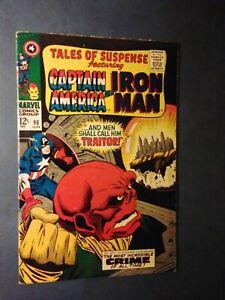 Tales of Suspense-90 + Sub-mariner-15     Comic Lot