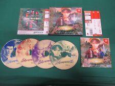 SEGA Dreamcast -- SHENMUE 2 -- spine card. DC. JAPAN. GAME. Work. 35362