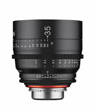 XEEN 35mm T1.5 Wide Angle Pro Cinema Lens (Canon EF)