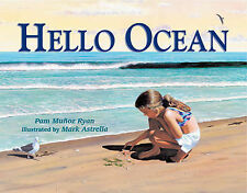 Hello Ocean by Ryan, Pam Munoz, NEW Book, FREE & FAST Delivery, (Hardcover)