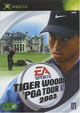 TIGER WOODS PGA TOUR 2003         -----   pour X-BOX