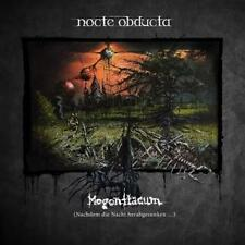 NOCTE OBDUCTA - Mogontiacum ( Nachdem die Nacht herabgesunken ) - CD - 163473