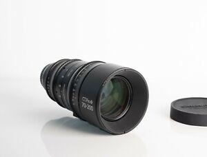 Canon EF 70-200mm f/2.8 USM L Lens CINE MOD by CT. PRO EF Mount
