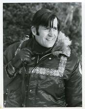 CLINT WALKER PORTRAIT ALASKA STATE PATROL KODIAK ORIGINAL 1974 ABC TV PHOTO