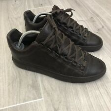 Balenciaga arena Brown Leather 6uk 40