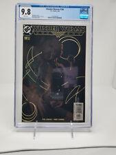 Wonder Woman #188 Adam Hughes CGC 9.8 NM+ / Mint Tough Black Cover Rare DC
