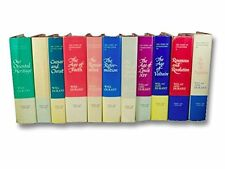 The Story of Civilization [Volumes 1 to 11] (Hardcover Set 1963-1975) HISTORY