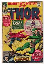 Marvel Comics VGF 5.0 THOR #108  Journey into mystery  KIRBY Dr Strange