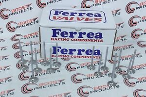 Ferrea Intake Exhaust Valves Head Dia 1.9-1600 For 60-12 FORD 351 W & GT40 HEAD