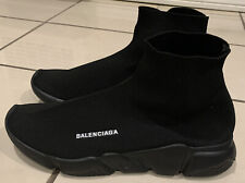 Balenciaga Men Speed Socks Sneakers Size 10 Euro 44