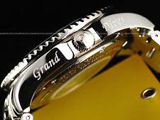 Invicta 300M Grand Diver Automatic Teal Blue Dial Coin Edge High Polish Watch