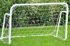 """nanook Fußballtor Tor für Kinder wetterfest """"Wembley"""" 120 x 80 cm - mit 2 Netzen"""