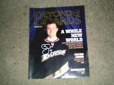 Cam Fowler Autographed Ducks Game Magazine 10/2011 with Coa