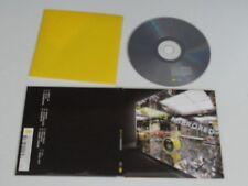 BATTLES/MIRRORED(WARP CD156) CD ALBUM