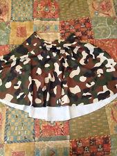 Black Milk Clothing Camo Skater Skirt Size XS Blackmilk