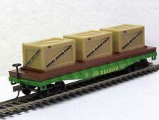 Walthers HO Scale 60/' General-Purpose Flatcar Southern Railway//SOU #152145