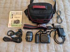 Canon EOS 30D Digital SLR Camera (18-55mm Lens) - SIGNED LUIGI COLANI COLLECTOR