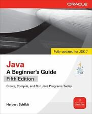 Beginner's Guide: Java by Herbert Schildt (2011, Paperback)