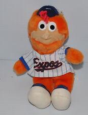 YOUPPI! 10 inch tall MONTREAL EXPOS Plush DOLL Baseball MLB Mascot - rj