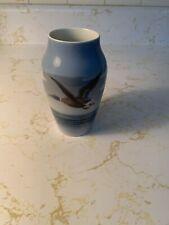 Vintage Royal Copenhagen Vase 5.25. Duck # 1087