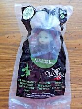 Madame Alexander McDonald's Wizard of Oz #5 Wicked Witch of the West 2008 NIP