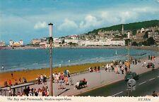 Weston-super-Mare - The Bay and Promenade