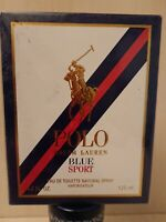 Ralph Lauren Blue Sport 125 ml Eau de Toilette Pour Homme Spray Men EDT Vintage