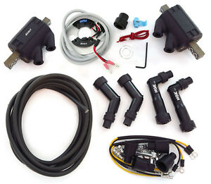 Dynatek Electronic Ignition Kit Magna Coils - Suzuki GS550/750/850/1000 w/Denso