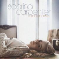 SABRINA CARPENTER - EYES WIDE OPEN NEW CD
